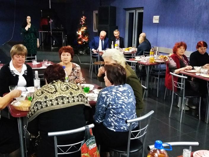 """В КРЦ """"Империя"""" состоялся вечер отдыха для ветеранов клуба «Мои года – мое богатство»"""